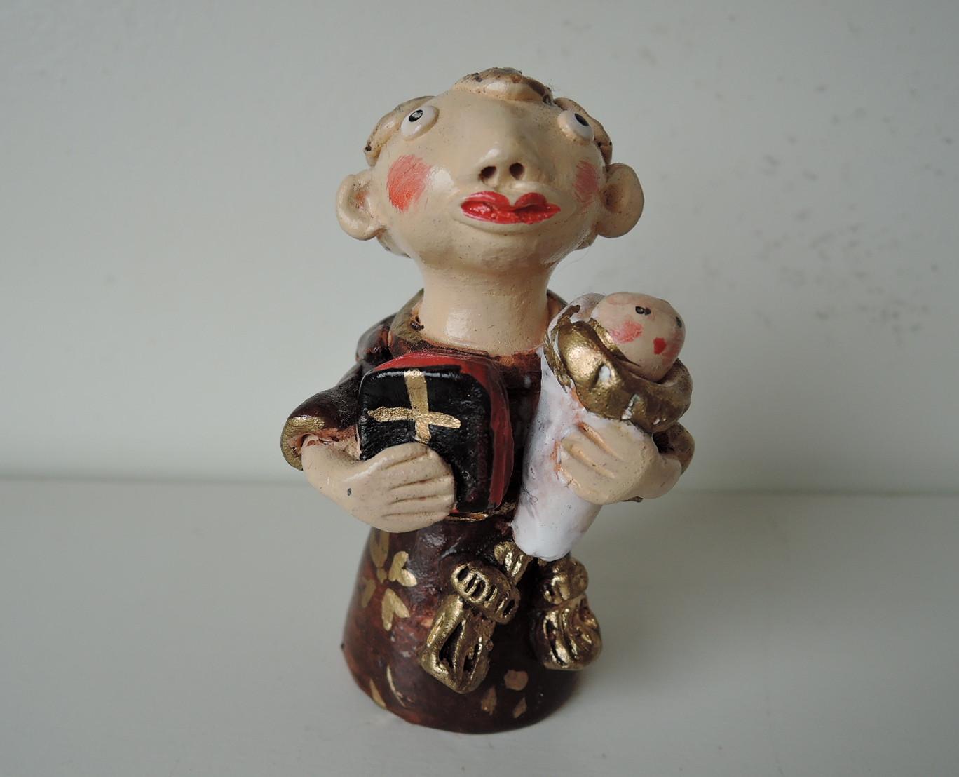 irene Saigueiro さんの聖人