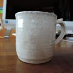 中平美彦さんのマグカップ