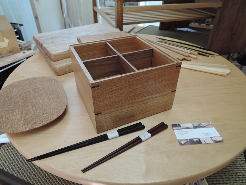 湯河原の木工作家+MOKUさん工房