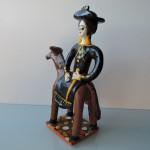 ポルトガル エストレモーシュの土人形