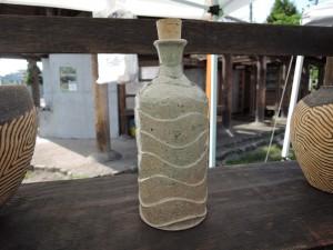 カタチの良い陶瓶