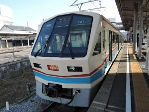 近江鉄道ギャラリー列車