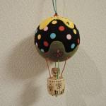 COOKiES(クッキーズ)さんの気球のオブジェ