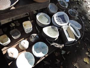 吉澤浩さんの重宝する小鉢と小皿