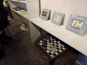 おぬきなつさん 思い出のチェス盤