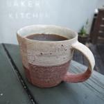 梅本尋司さんのマグカップ