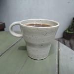寺田昭洋さんのマグカップ