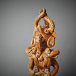 ポルトガルの陶芸家JuliaRamalhoの陶器人形