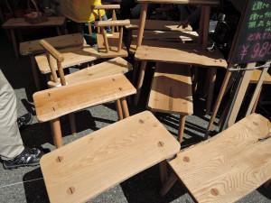 木工作家松下由典さんの作品
