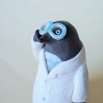 エダマメワークス 人間になりたいペンギン