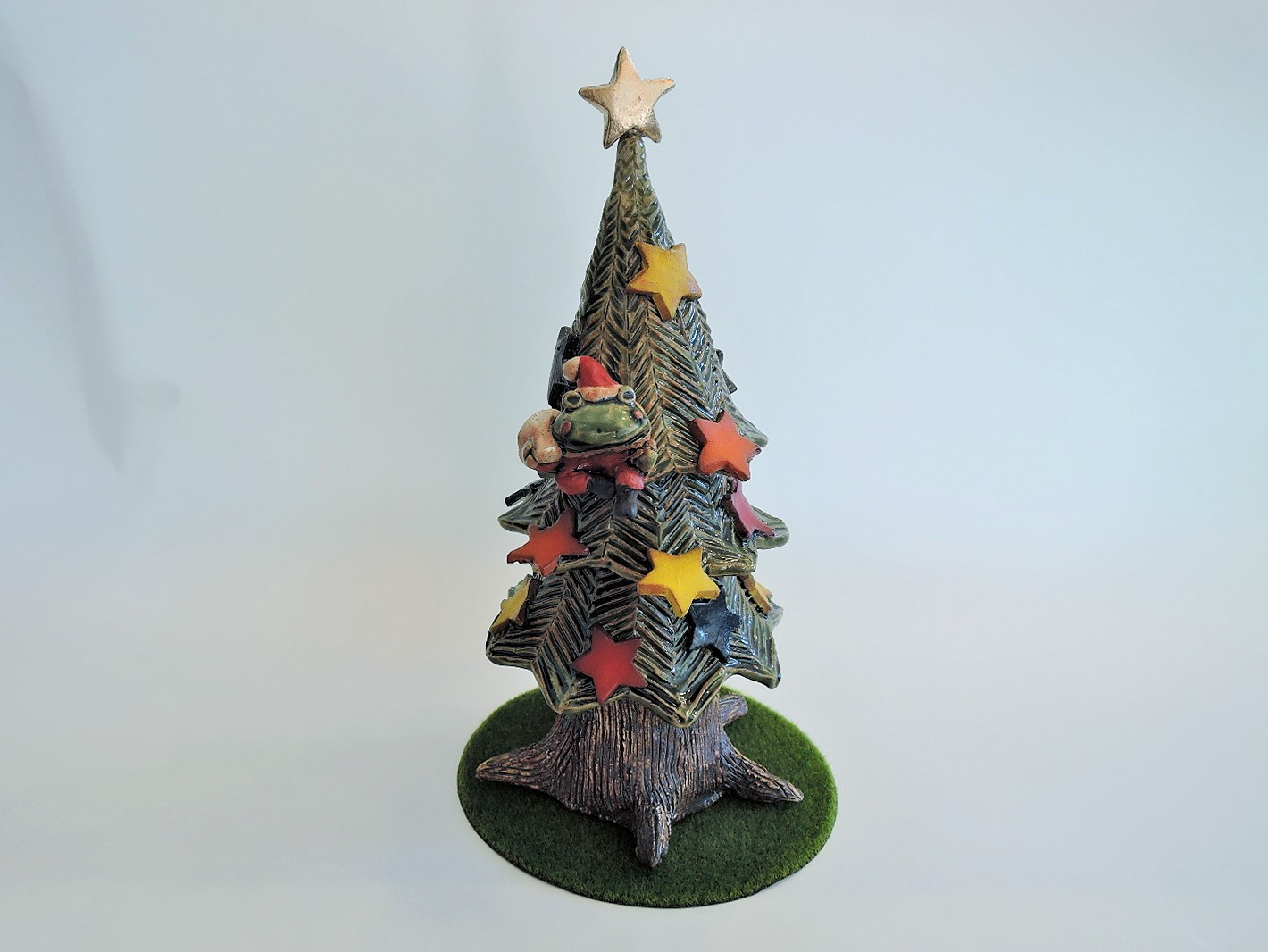 美幸ひなたさんの星降るクリスマスツリー