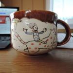 長谷川風子さんのマグカップ
