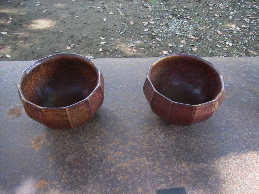 宇野有哉さんの不思議な肌質の丸鉢