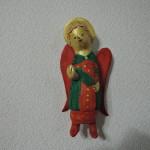 豊永盛人さんのクリスマスの天使