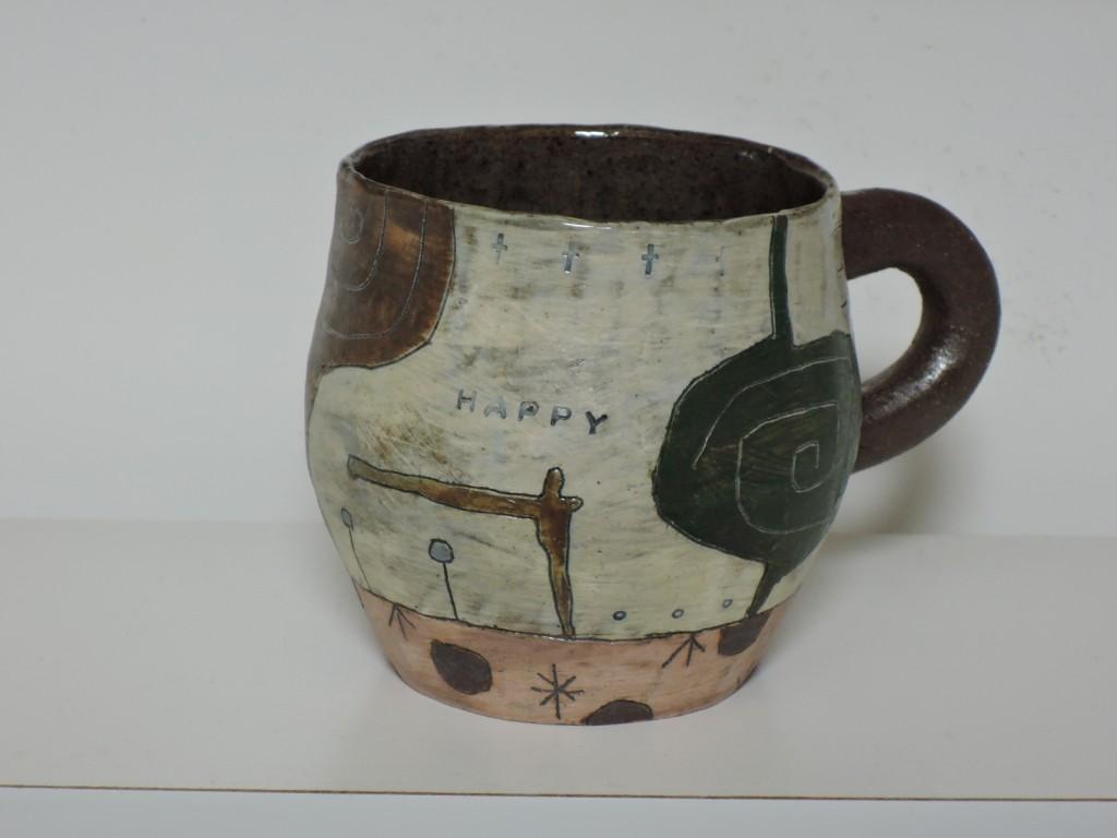 門脇美香江さんのマグカップ