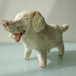 前川幸市さんの犬のオブジェ ラブラドール