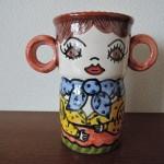 ポルトガルRudondoの陶器作品