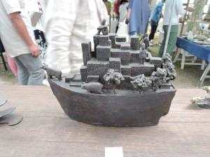 T-BOX 平島鉄也さんの特徴ある作品