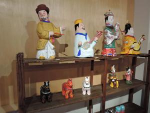 豊永盛人さん 琉球張り子の素晴らしい作品