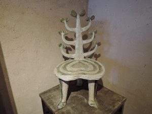 精霊の座る椅子のひとつ