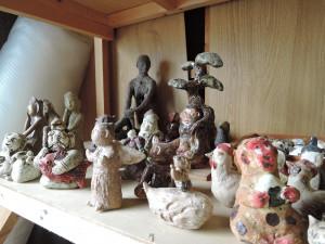 濱比嘉さんの作品の数々