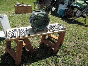 石堂陶芸さんの陶器の水槽