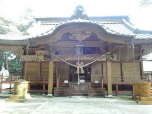 日本三大火防の愛宕神社