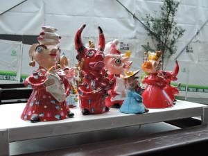 トツゼンベーカーズ ポルトガル陶人形販売イベント