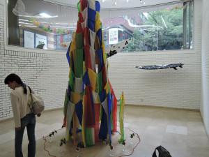 作品の展示風景