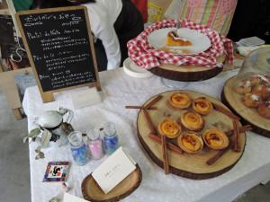 世界のおやつ パティシエ鈴木文さんの美味しいお菓子
