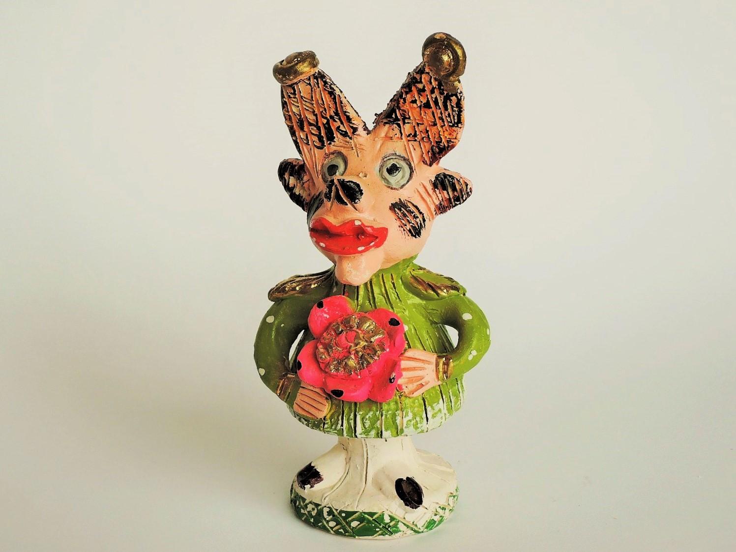 Julia Cota(ジュリアコタ/ポルトガル)陶器人形 Pecas