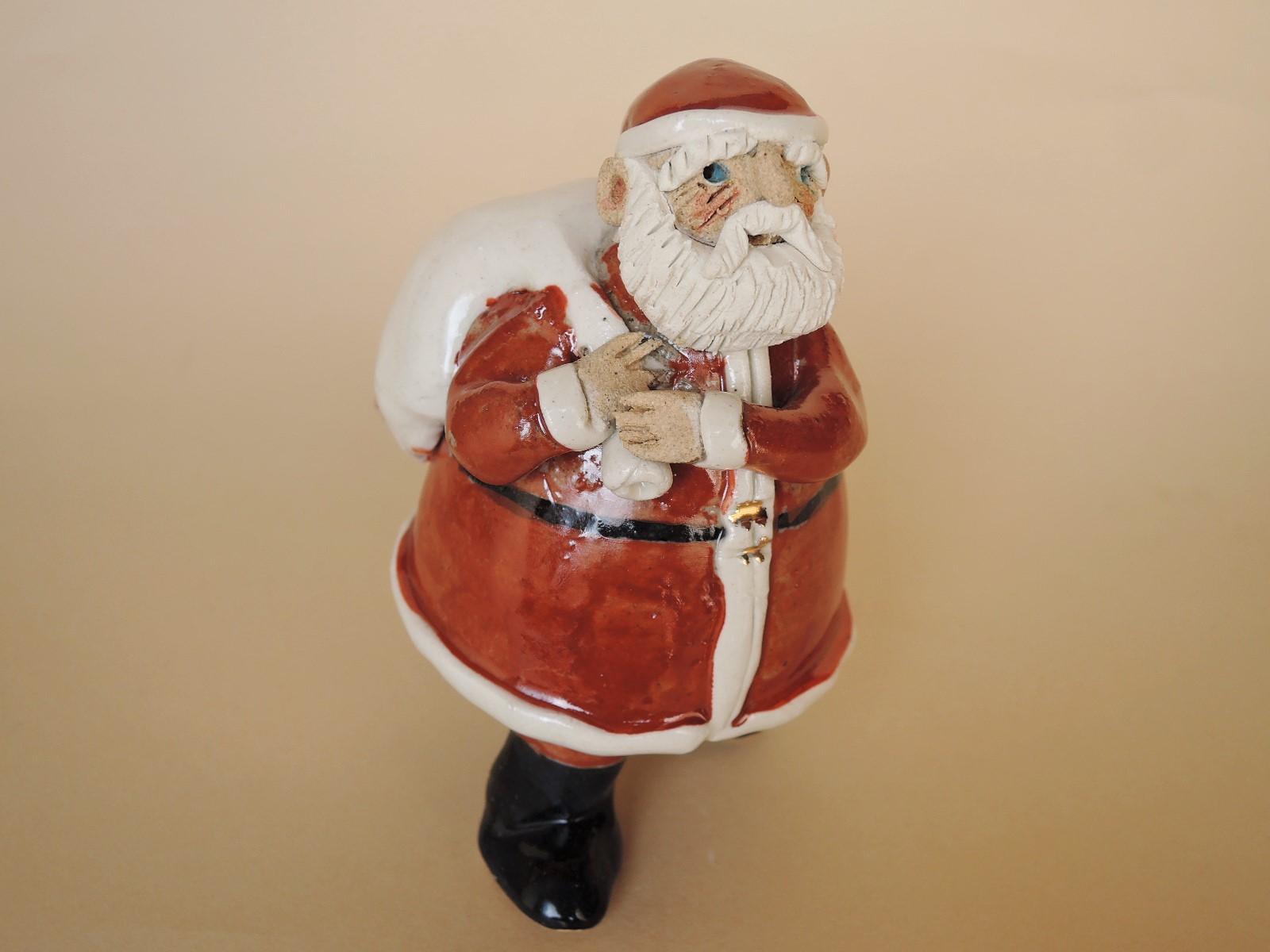やなぎゆきおさん プレゼントを届けるサンタクロース