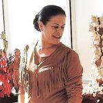 ポルトガル陶器テラコッタ作家 ラゥリンダ ピアスさん
