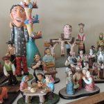 Fernando Morgadoさんの陶房風景
