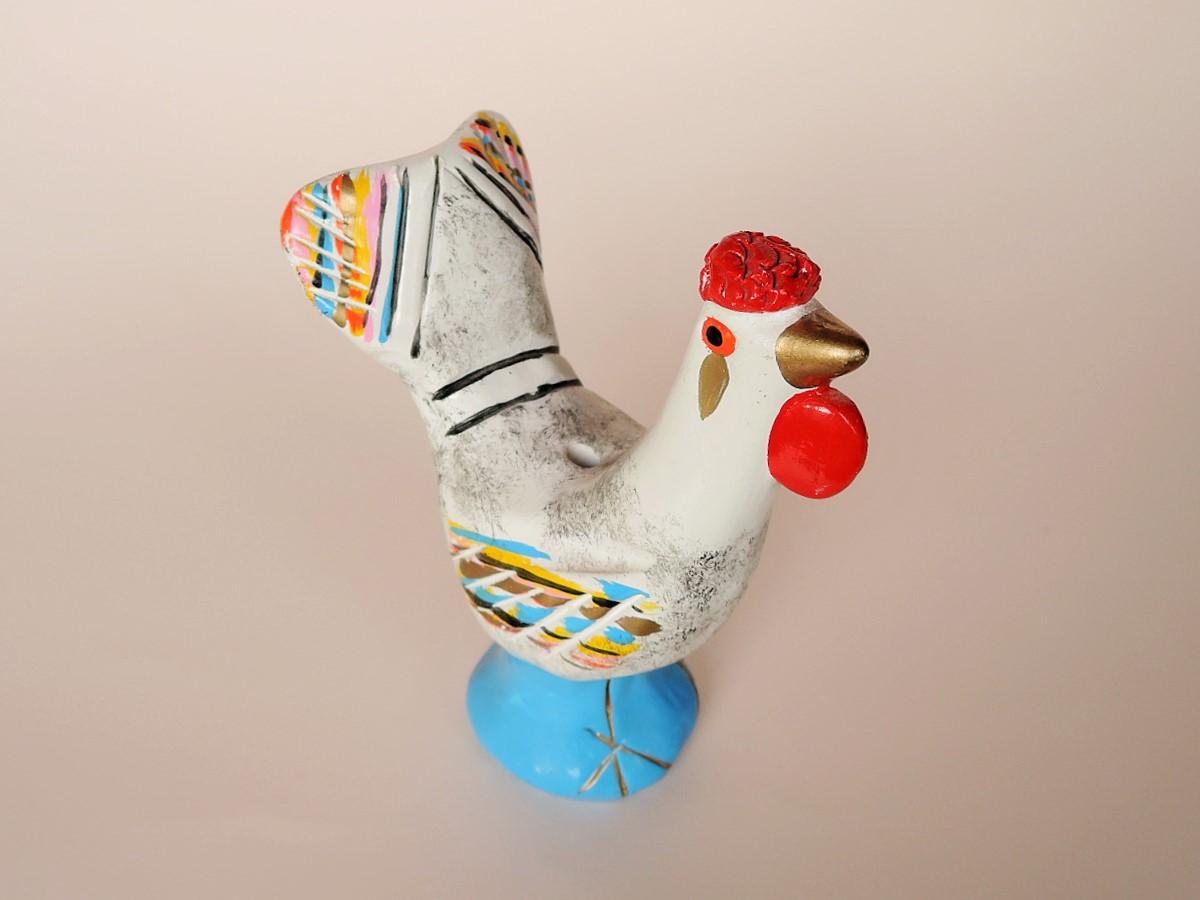 幸運の雄鶏ガロ プラゼレスコタさんの作品