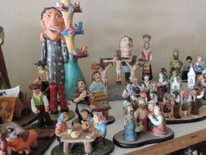 フェルナンドモルガードさんの陶房風景
