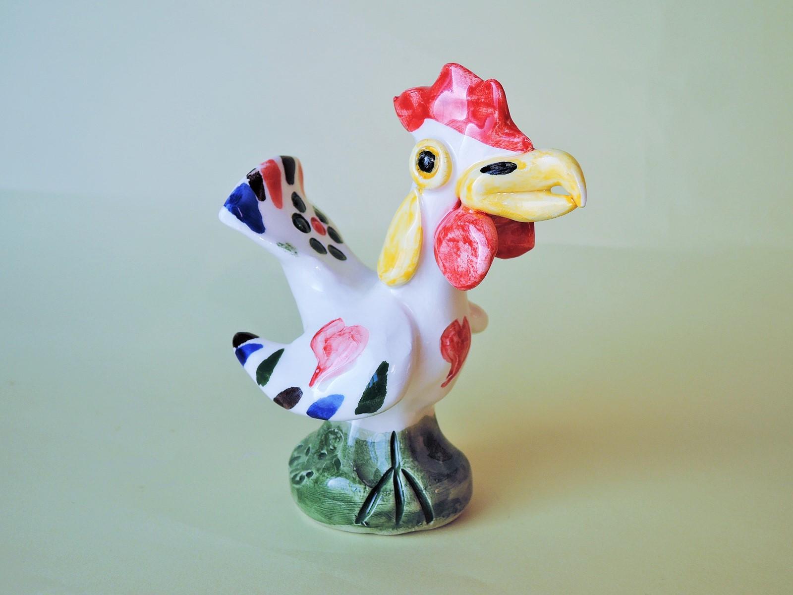 幸運の雄鶏ガロ