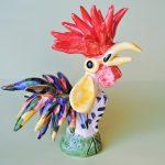 幸運の雄鶏ガロ コンセイサォンサパテイロ作品(ポルトガル)