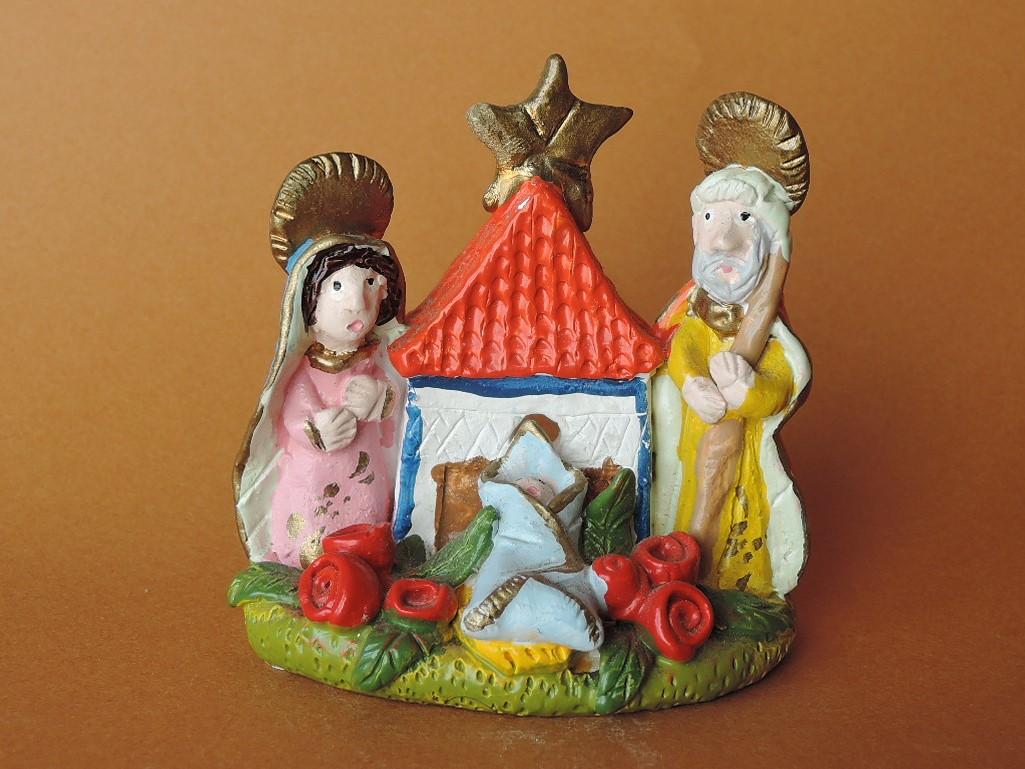 ポルトガルのクリスマス プレゼピオ ルイーザ メロ作品