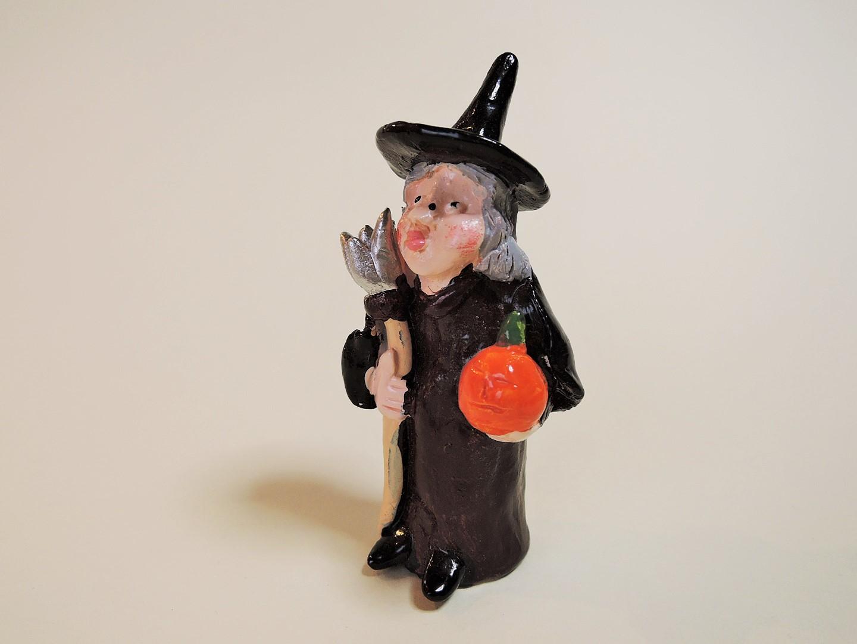 ジョアン フェレイラ作品 魔女のオブジェ