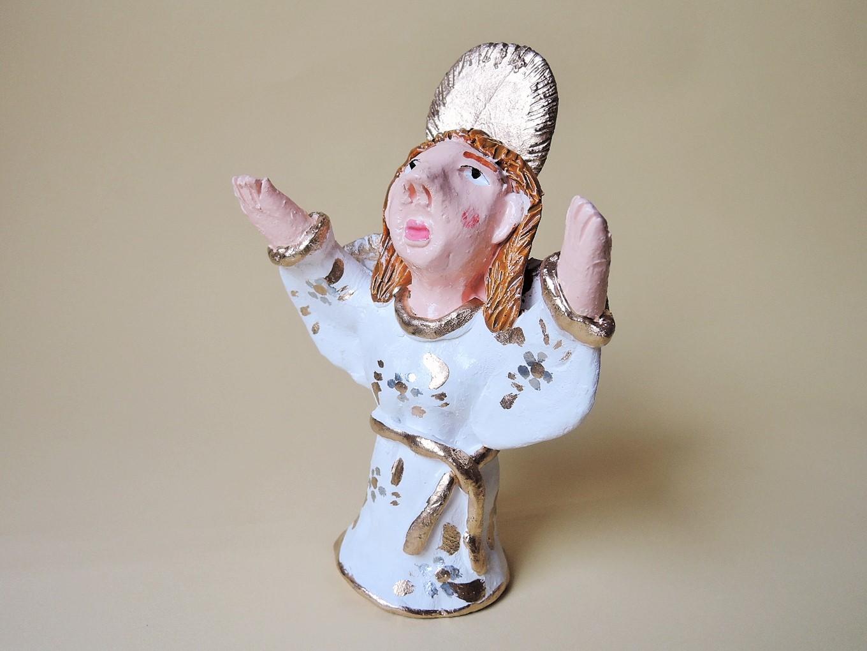 ルイーザ メロ作品 天使像